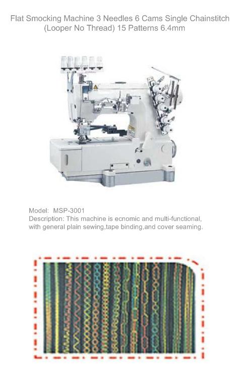 MTM Innovation Inc Enchanting Sewing Machine Smocking